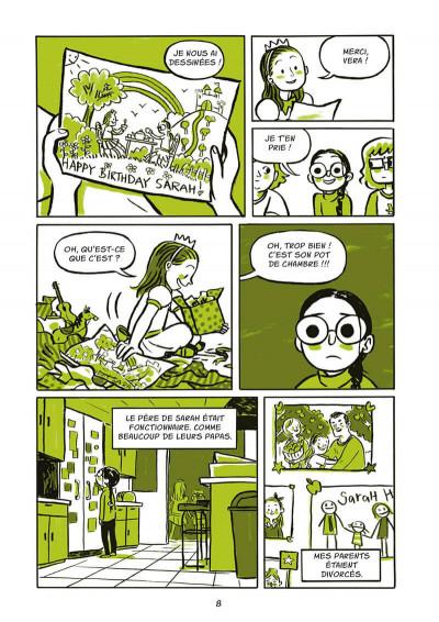 Page 8 Un été d'enfer !
