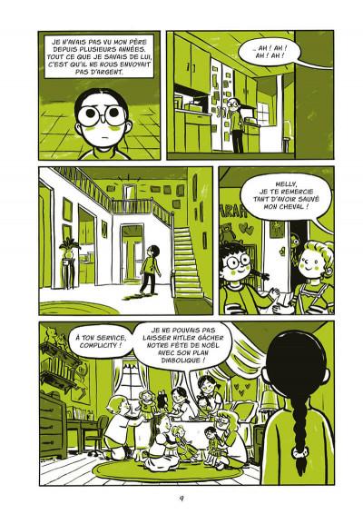 Page 9 Un été d'enfer !