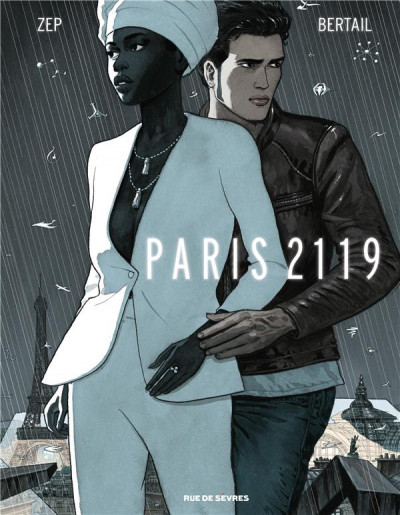 Couverture Paris 2119