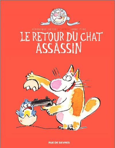 image de Le chat assassin tome 2 - le retour du chat assassin