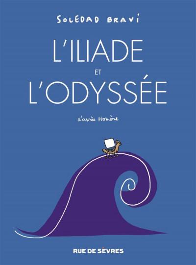 image de L'Iliade et l'Odyssée d'après Homère