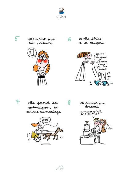Page 4 L'Iliade et l'Odyssée d'après Homère
