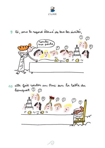 Page 5 L'Iliade et l'Odyssée d'après Homère
