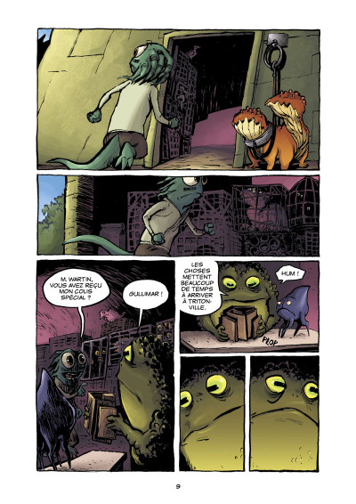 Page 4 Tritons tome 1