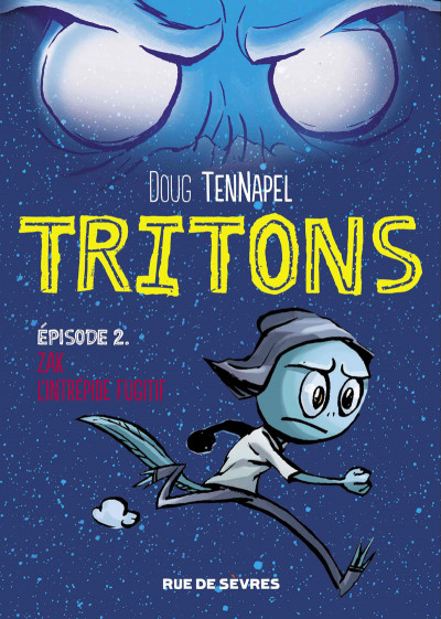 Couverture Tritons tome 2