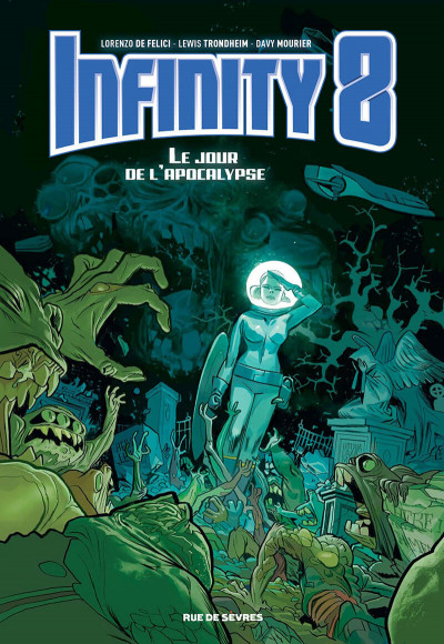 Couverture Infinity 8 tome 5