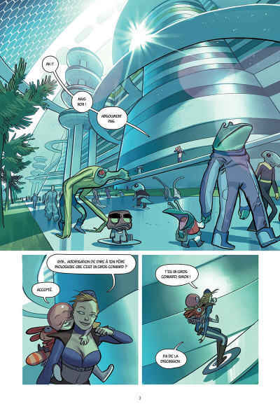 Page 6 Infinity 8 tome 5