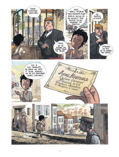 Page 5 Le travailleur de la nuit