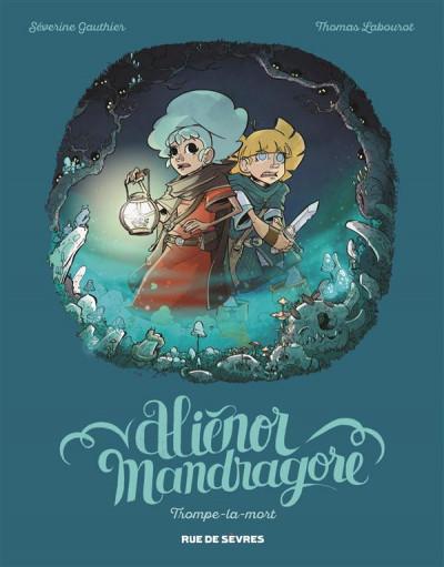 Couverture Aliénor Mandragore tome 2