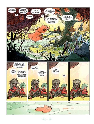 Page 6 Aliénor Mandragore tome 2