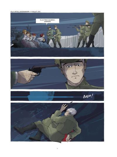 Page 1 Kamarades tome 2
