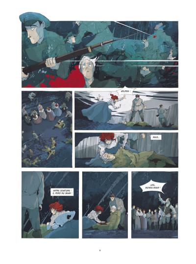 Page 2 Kamarades tome 2