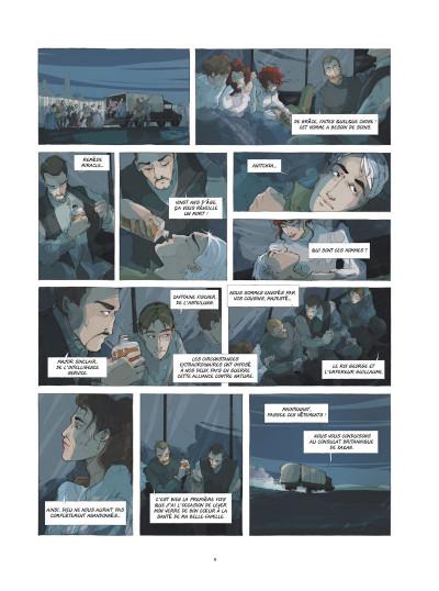 Page 3 Kamarades tome 2