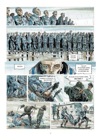 Page 3 Ma guerre - de la Rochelle à Dachau