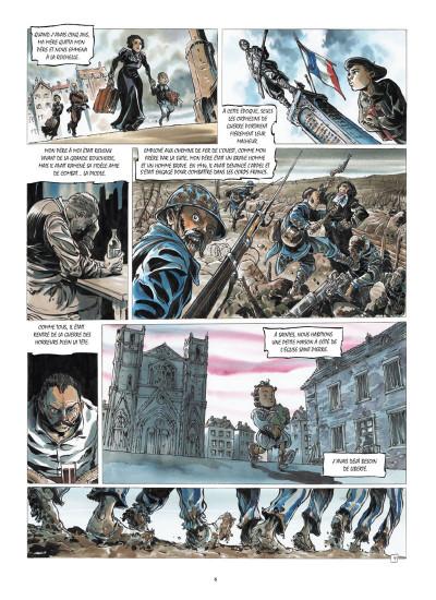 Page 4 Ma guerre - de la Rochelle à Dachau