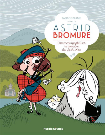 Couverture Astrid Bromure tome 4
