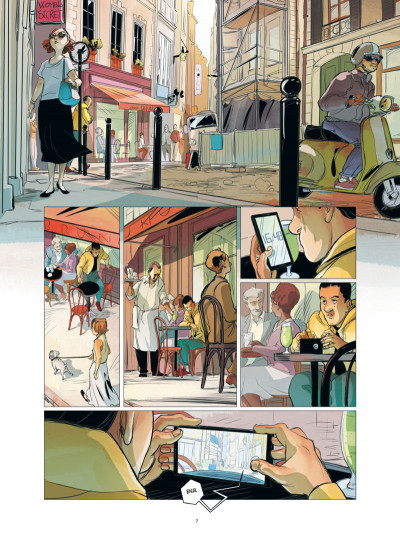 Page 1 La brigade Verhoeven tome 1