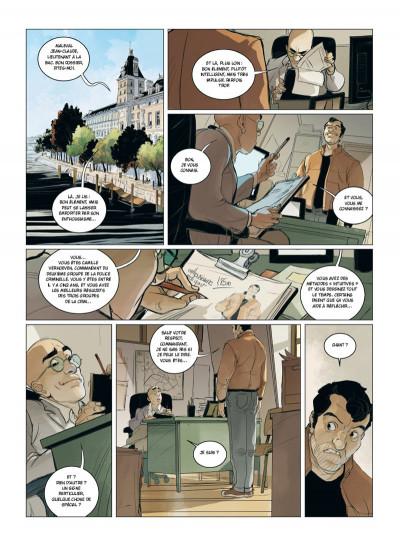 Page 2 La brigade Verhoeven tome 1