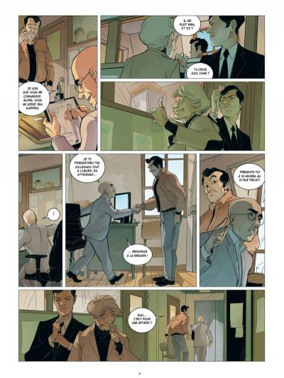 Page 3 La brigade Verhoeven tome 1