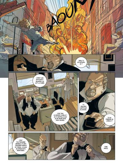 Page 4 La brigade Verhoeven tome 1
