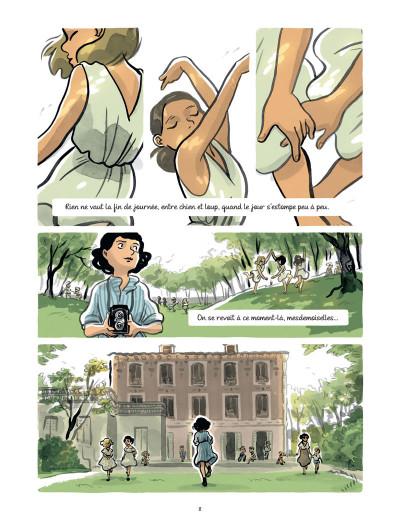 Page 2 La guerre de Catherine