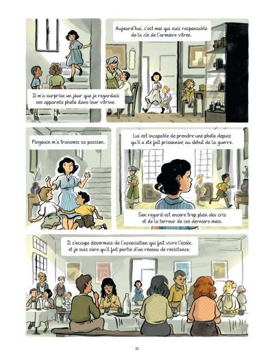 Page 4 La guerre de Catherine