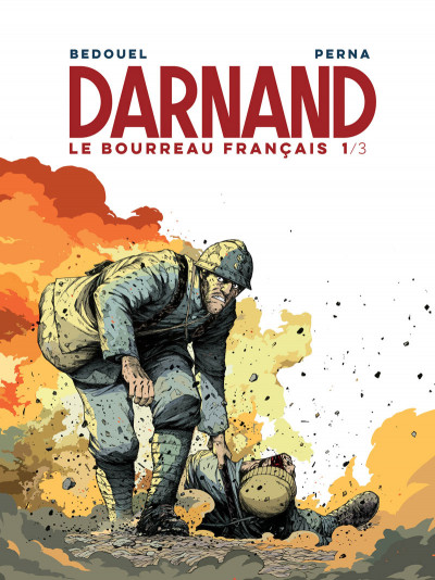 Couverture Darnand tome 1