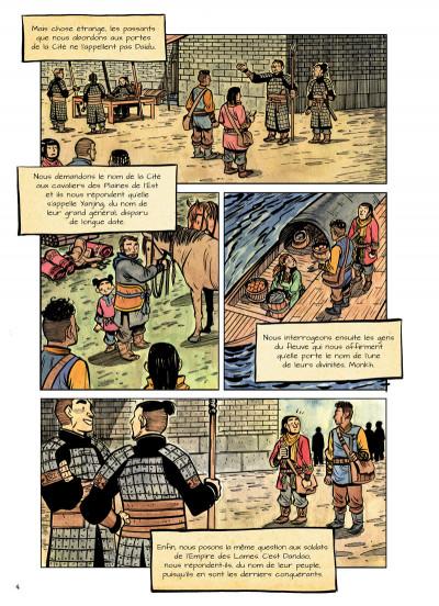 Page 2 La cité sans nom tome 1