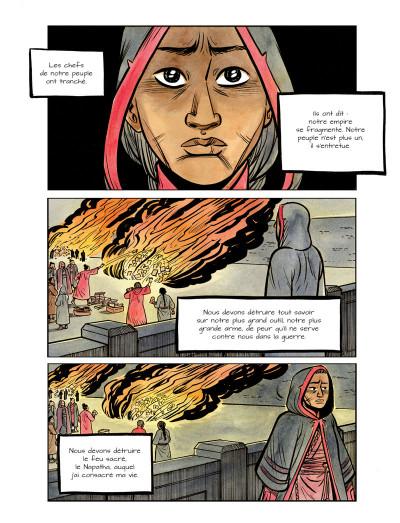 Page 1 La cité sans nom tome 3
