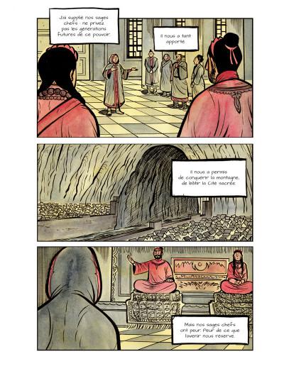 Page 2 La cité sans nom tome 3