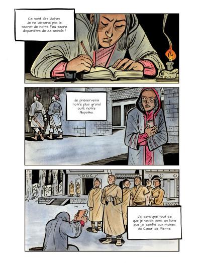 Page 3 La cité sans nom tome 3