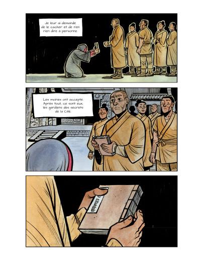 Page 4 La cité sans nom tome 3