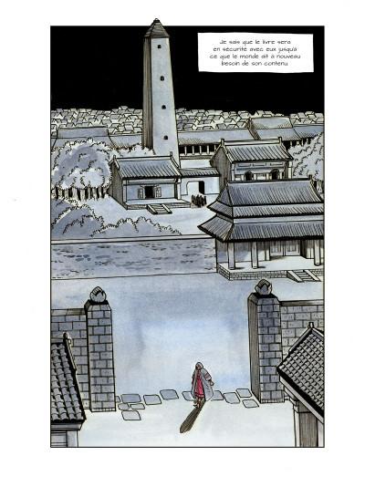 Page 5 La cité sans nom tome 3