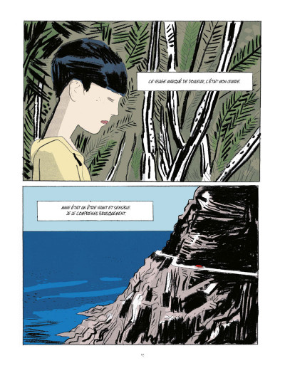 Page 2 Bonjour tristesse