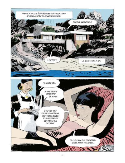 Page 5 Bonjour tristesse