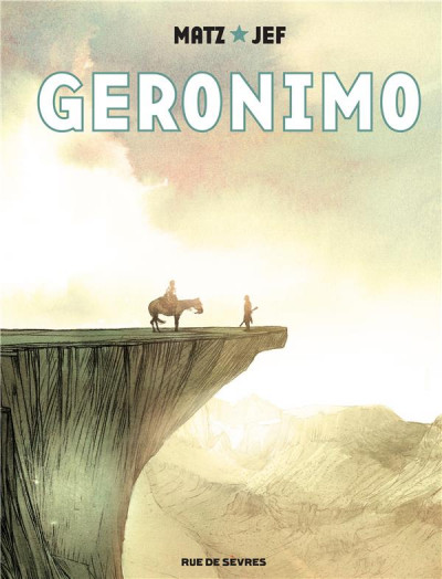 Couverture Geronimo