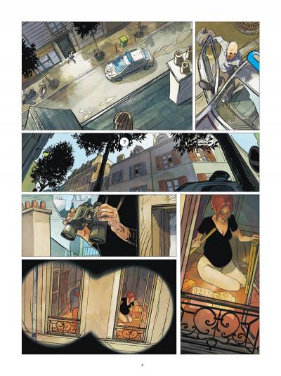 Page 4 Brigade Verhoeven tome 2