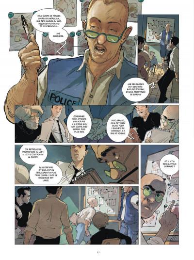 Page 8 Brigade Verhoeven tome 2