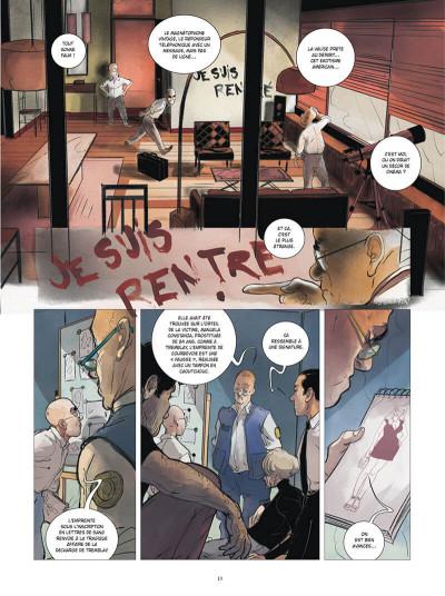 Page 9 Brigade Verhoeven tome 2