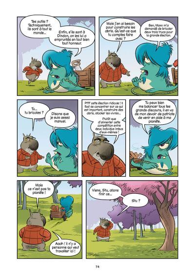 Page 2 Rubis et sa clique tome 2