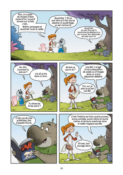 Page 3 Rubis et sa clique tome 2