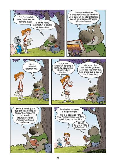 Page 4 Rubis et sa clique tome 2