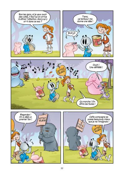 Page 5 Rubis et sa clique tome 2