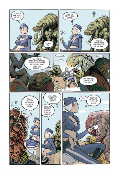 Page 3 Infinity 8 tome 1