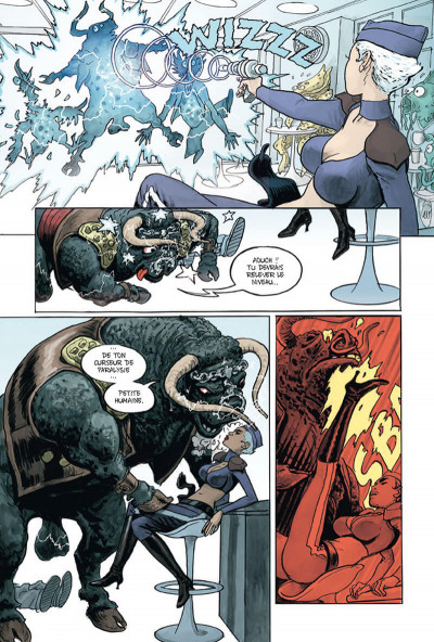 Page 5 Infinity 8 tome 1