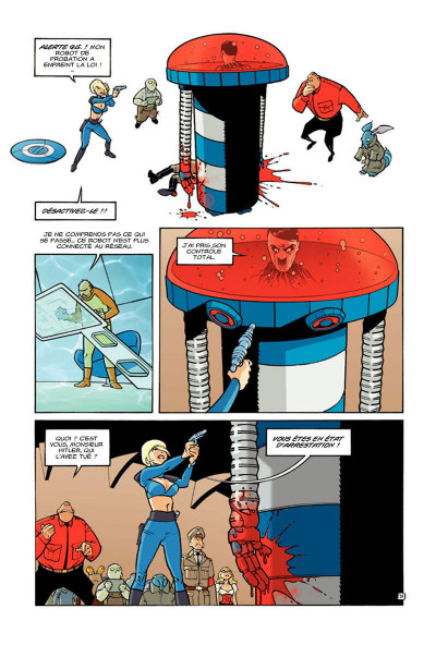 Page 2 Infinity 8 tome 5