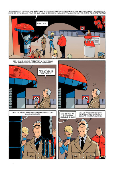 Page 5 Infinity 8 tome 5