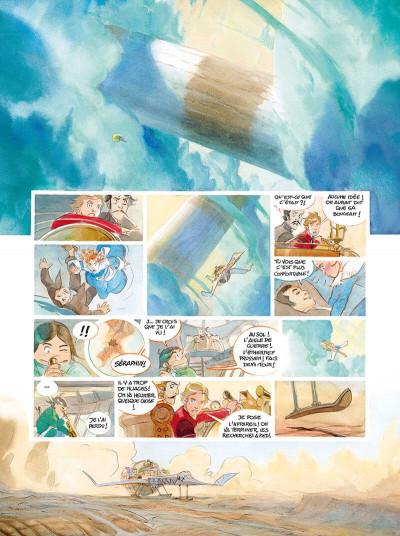 Page 1 Le château des étoiles tome 4