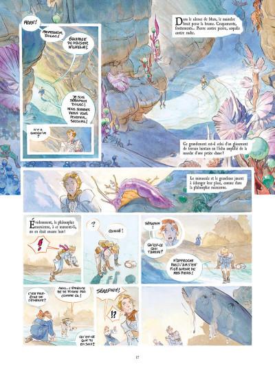 Page 4 Le château des étoiles tome 4