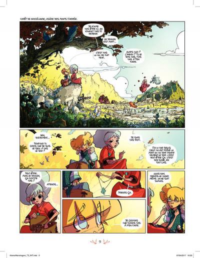Page 6 Aliénor Mandragore tome 3